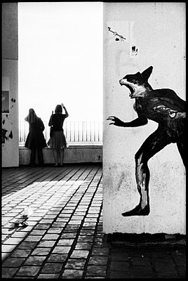 Street art - p9510037 by Caterina Sansone