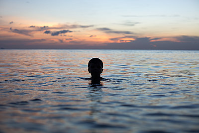 Urlaub am Meer - p1308m1539537 von felice douglas
