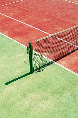 Anschnitt Tennisplatz - p3830694 von visual2020vision