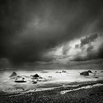 Storm - p1137m925690 by Yann Grancher