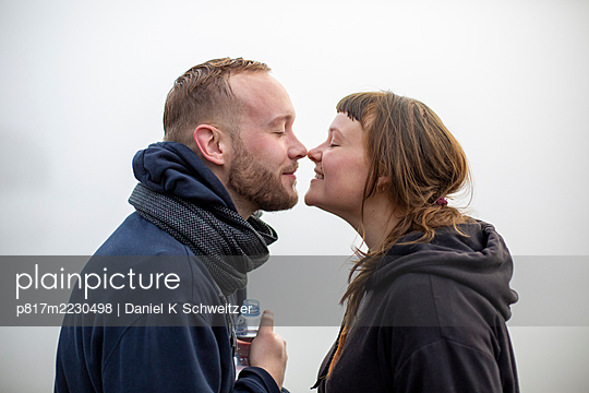 Lovers - p817m2230498 by Daniel K Schweitzer