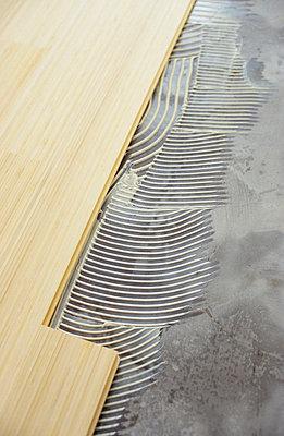 Parkettfußboden - p3050010 von Dirk Morla