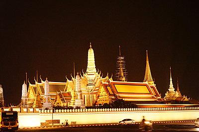 Königspalast in Bangkok - p162m2077171 von Beate Bussenius