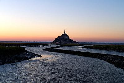 Mont St. Michel - p265m1591217 von Oote Boe