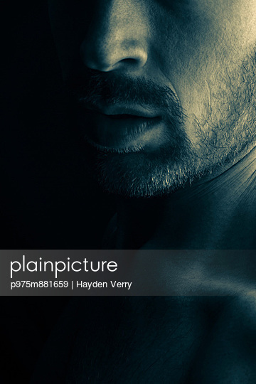 Beard - p975m881659 by Hayden Verry