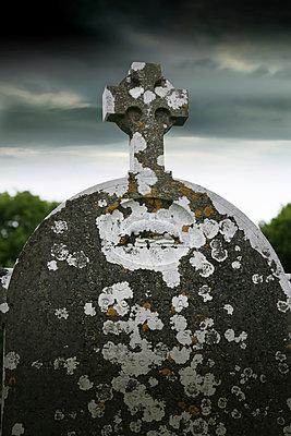 Celtic cross - p1038m931527 by BlueHouseProject