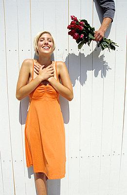 Glück von oben - p0451563 von Jasmin Sander