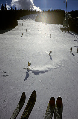 Ski Slope in Carinthia - p2687376 by Andres Wertheim