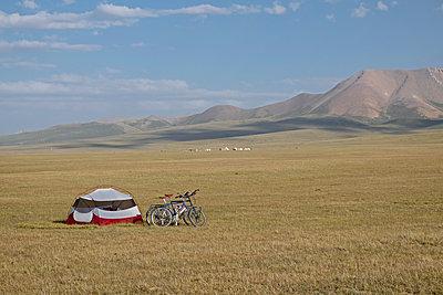Kirgistan - p759m1207289 von Stefan Zahm