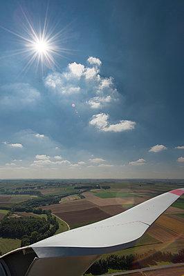 Flügel für Energie - p1079m891441 von Ulrich Mertens