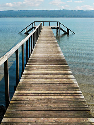 Lake Starnberg - p1092m901270 by Rolf Driesen