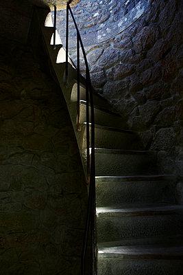 Treppe - p415m1460824 von Tanja Luther