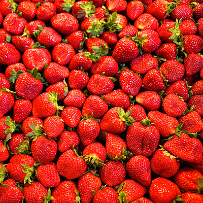 Frische Erdbeeren - p6060625 von Iris Friedrich