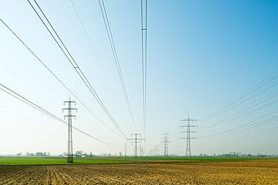 Landscape agriculture, Hesse, Germany - p1132m1032477 by Mischa Keijser