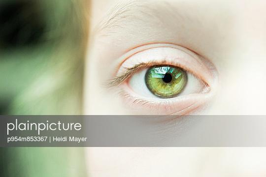 Auge - p954m853367 von Heidi Mayer
