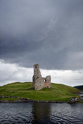 Ardvreck Castle - p1124m1491401 von Willing-Holtz