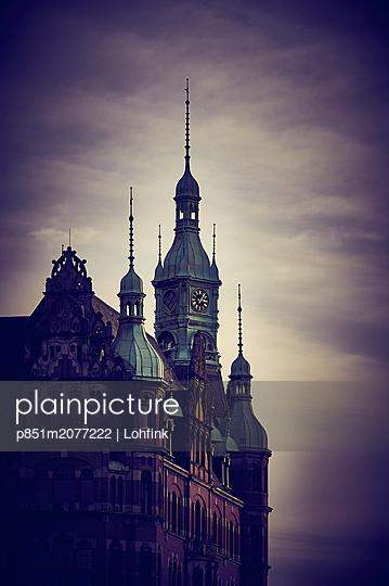 Speicherstadt - p851m2077222 von Lohfink
