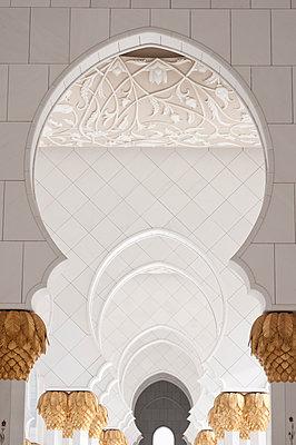 Scheich Zayed Moschee - p1273m1467590 von melanka