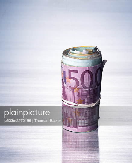 Much money - p803m2270186 by Thomas Balzer