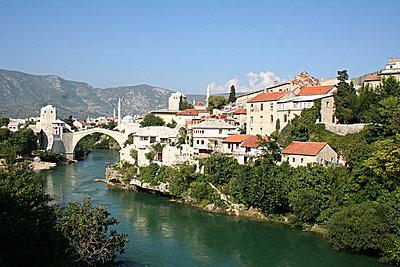 Brücke von Mosta - p1620026 von Beate Bussenius