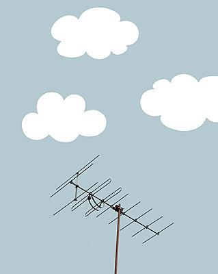 Antenne   - p450m1168506 von Hanka Steidle