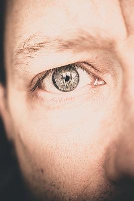 Auge - p750m1208369 von Silveri