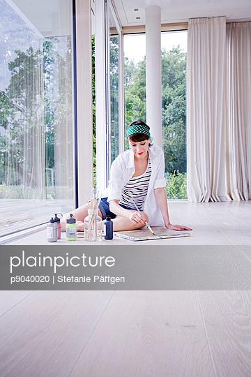 Beschäftigt - p9040020 von Stefanie Päffgen