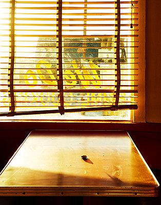 Verlassener Diner - p1397m2054666 von David Prince