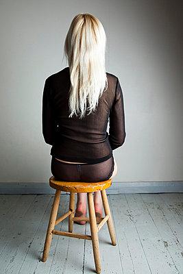 Sitting erect - p4130691 by Tuomas Marttila