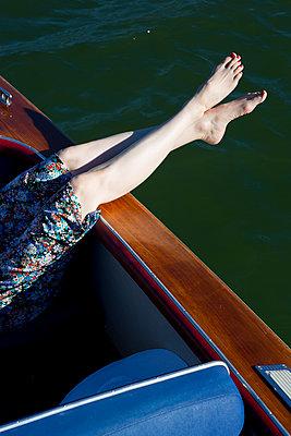 Den Sommer genießen - p454m1179120 von Lubitz + Dorner