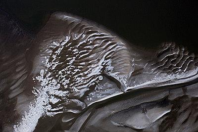 Winterliches Wattenmeer - p1016m742021 von Jochen Knobloch