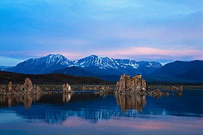 USA, California, South Tufa Area, Mono Lake - p3008574f by Fotofeeling