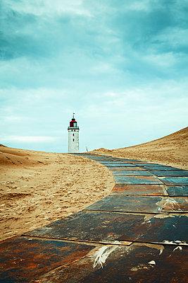 Leuchtturm Jütland - p1168m1082702 von Thomas Günther