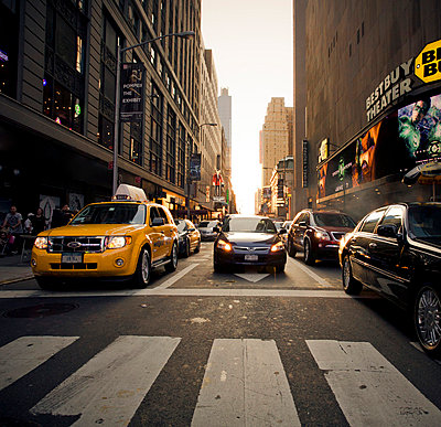 Times Square - p9460020 von Maren Becker