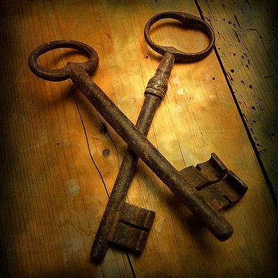 Old key - p8130497 by B.Jaubert