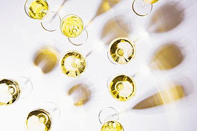Weingläser - p1149m2043432 von Yvonne Röder