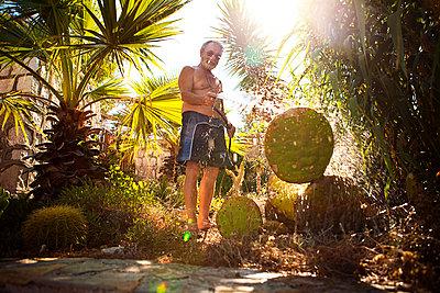 Gartenarbeit - p1386m1476730 von beesch