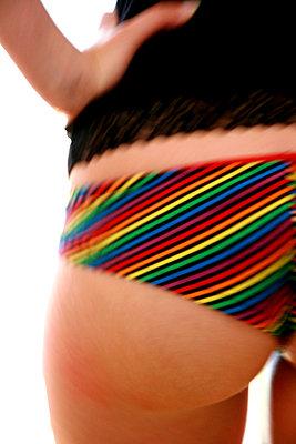 Woman in underwear - p7950021 by Janklein