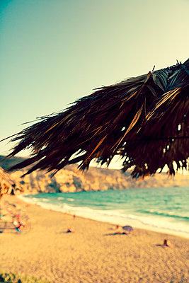 Strand auf Kreta - p432m2013405 von mia takahara