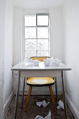 Schreibtisch - p1078m900520 von Frauke Thielking