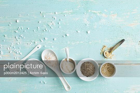 Various sorts of salt - p300m2012425 von Achim Sass