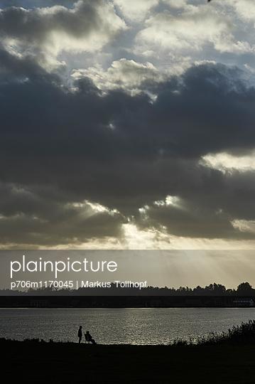 Inselsee, Güstrow - p706m1170045 von Markus Tollhopf