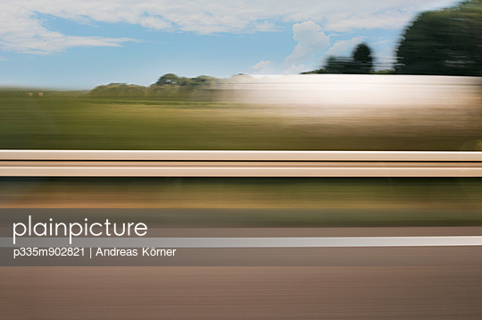 Blurred motion - p335m902821 by Andreas Körner