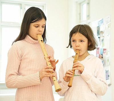 Blockflöte spielen - p5090028 von Reiner Ohms