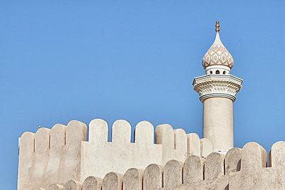Minaret - p631m913048 by Franck Beloncle