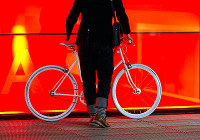 Fahrrad - p1205m1464492 von Horst Friedrichs