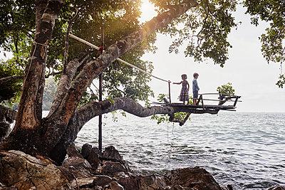 Thailand-Reise - p300m1549914 von Roger Richter