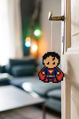 Superhelden selbstgemacht - p788m1540359 von Lisa Krechting
