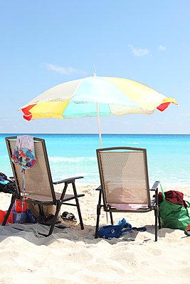 Strandurlaub - p045m777569 von Jasmin Sander