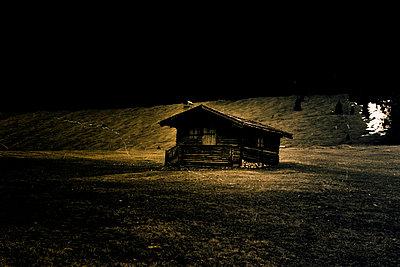 Berghütte - p248m669085 von BY
